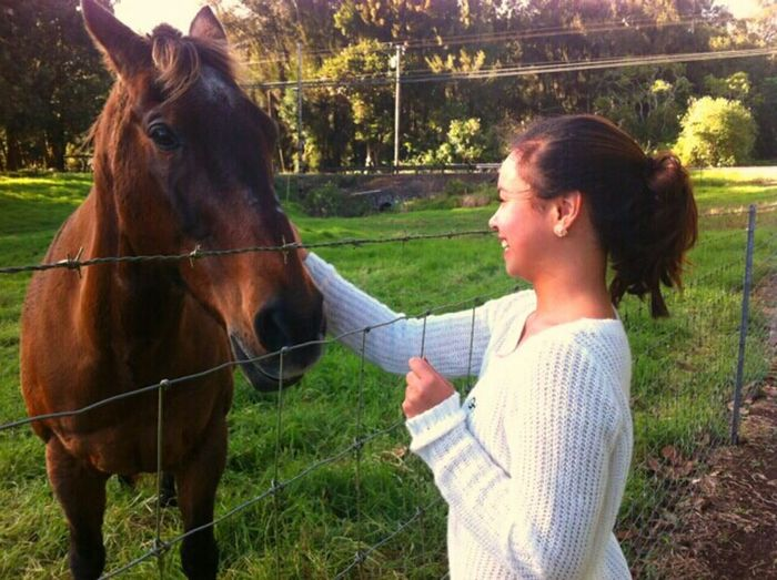 Horse whisperer obviously