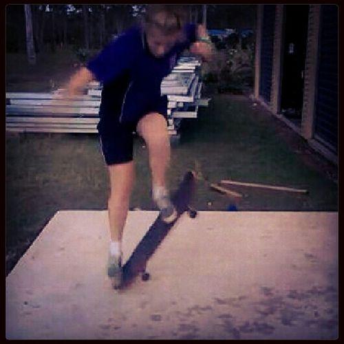 Skater Chick Ollie Skatelife Mylife