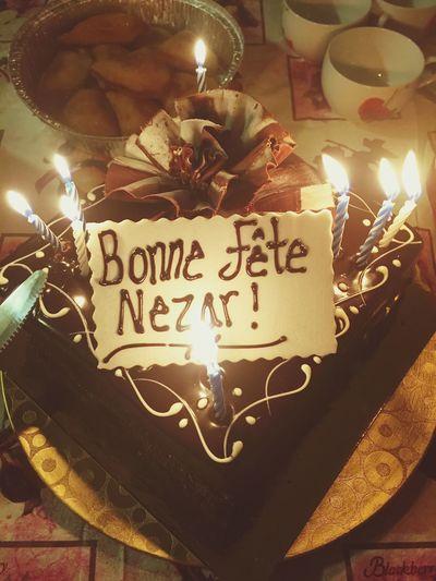 Cousinsbirthday Cake♥ Montreal, Canada Summer ☀