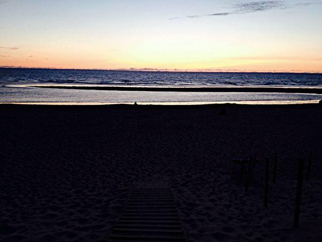 Hello World Sunset... Cap Ferret Summer