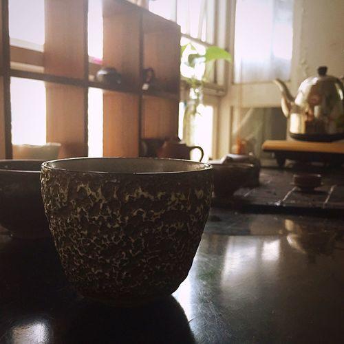 摯友聚聚,傾偈,嘆茶,放鬆😊 Tea Kungfu Tea 茶道 怡紅 汝窯