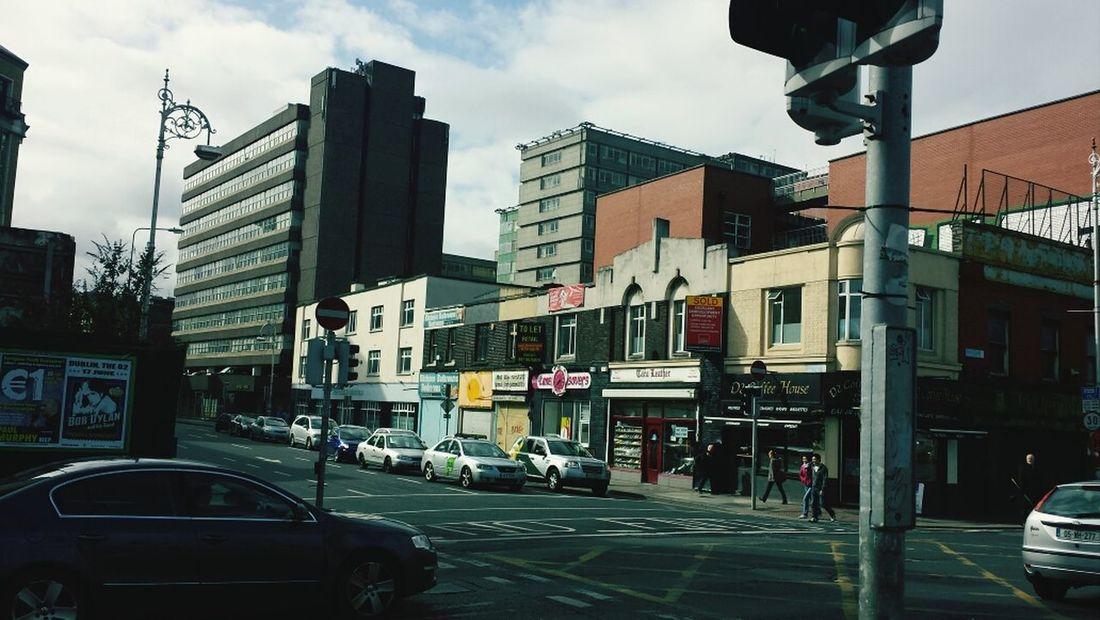 Urban Geometry Ireland Taking Photos Streetphotography