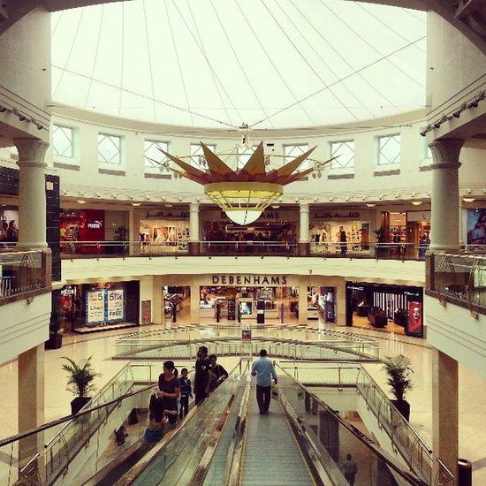 A shoppers paradise..