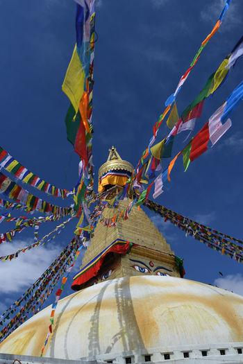 Boudnath Kathmandu Kathmandu, Nepal Nepal Travel Nepal Travel, Nepal, Prayer Flags