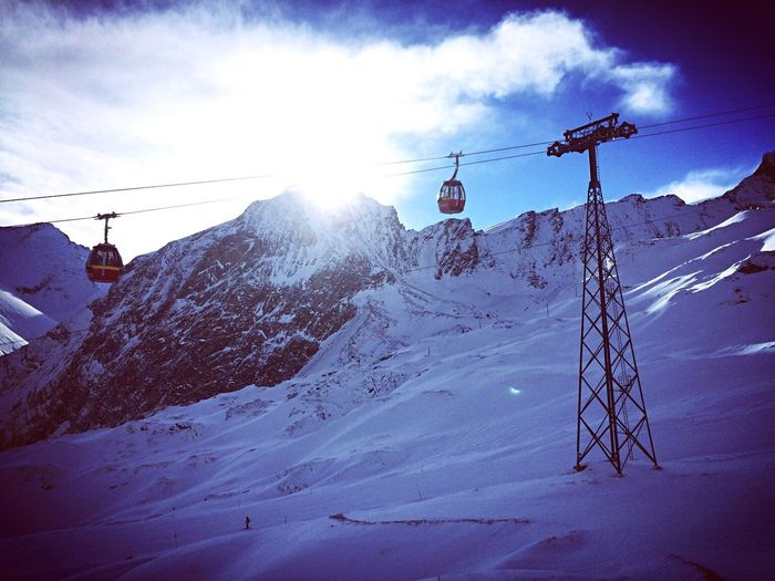 Sunshine Skiing