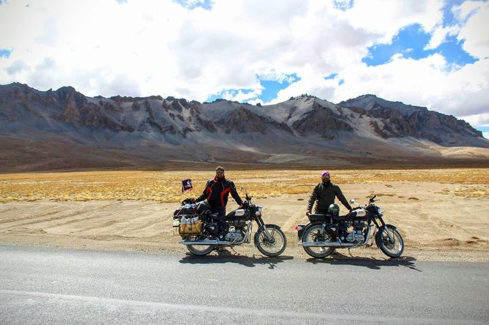 Motorcycle Travel Rider Sky And Clouds Mountains Biker Bike Rider Ice Mountain Mountain Biking Mountain View Adventure