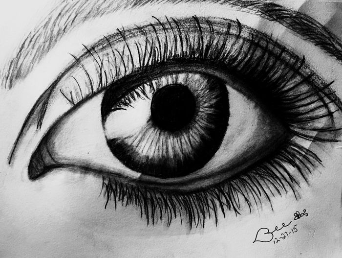 Second Attempt Eye Drawing Pencil Pencil Drawing GraphitePencil Graphite Graphite Art Art ArtWork Art, Drawing, Creativity YourWebGirl TraceyMack