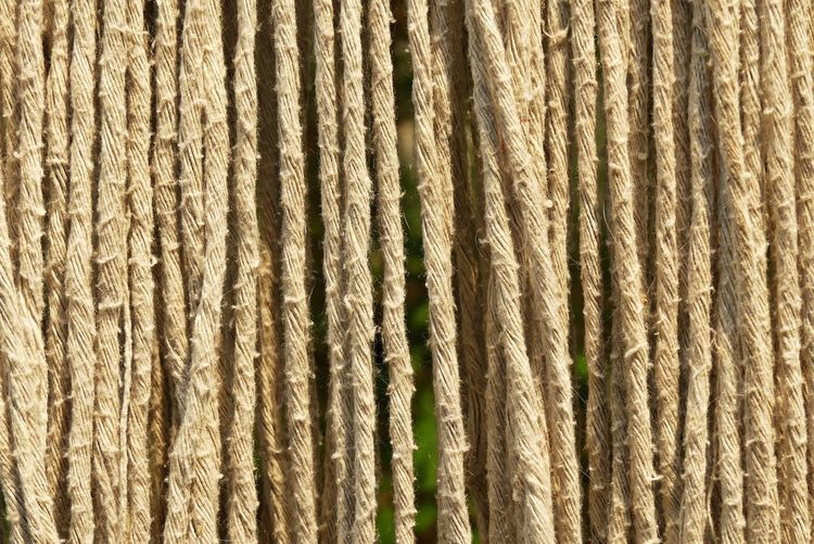 Natural Rope Texture Rope Textures and Surfaces Backgrounds Close-up Corrugated Curtain Day Forest Full Frame Material Natural Pattern Natural Rope No People Outdoors Paper Pattern Textile Textured  Tree Tree Trunk Trunk Wood Wood - Material Wood Grain Wool