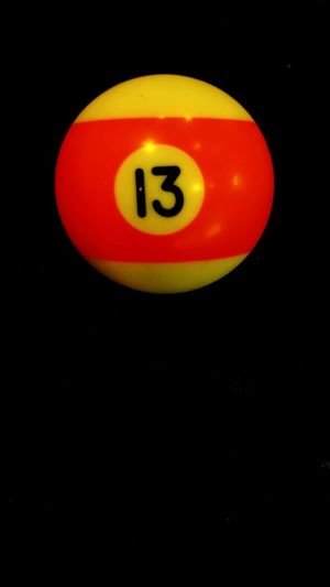 Anthropomorphic Smiley Face Studio Shot Smiling Yellow No People Close-up Pool - Cue Sport Pool Ball Orange Color