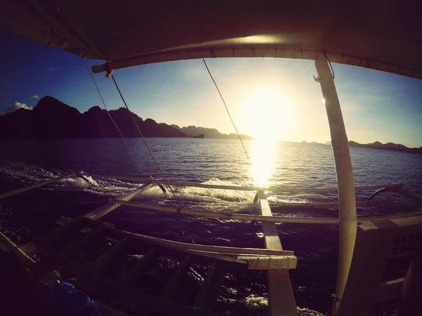 now you see it, now you would experience it Seeing The Sights Hello World Coron, Palawan Eyeem Philippines 👍🌞😎☀👌☝⛅🌅✌