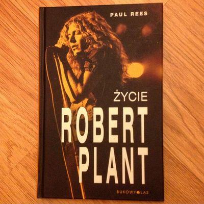 Instabook Book Robert_plant Led_zeppelin Gift Idealny_prezent Książka Warszawa  Rock Legenda Jaram_się Muzyka Rainbow