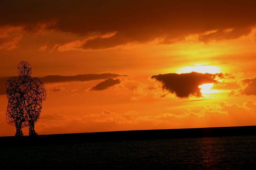 Nederland Artphotography Art Sky Water Sunset