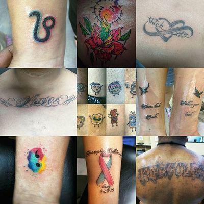 Who has an awesome tattoo Idea?