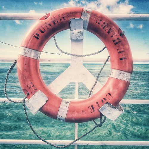 Lifesaver Ferry