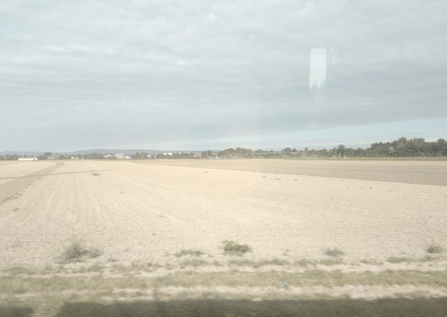 #16174 Agriculture Cloud - Sky Day Environment Farm Field Land Landscape Nature No People Phone Photography PhonePhotography Rural Scene Scenics - Nature Sky Tranquil Scene Tranquility View From Train View From Train Window