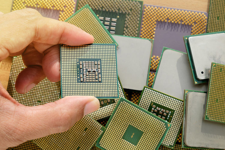 CPU Circuit