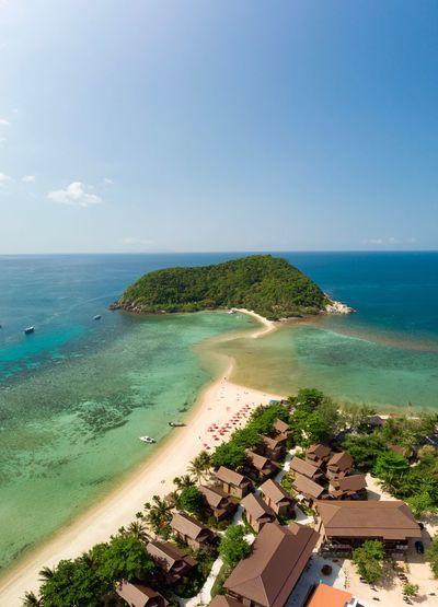 Koh Phangan, Thailand Thailand Sea Beach Horizon Over Water Water Beauty In Nature Nature Scenics Sand Outdoors