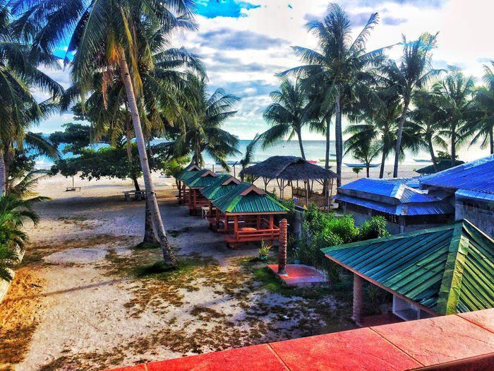 Summer Tip Off. WheninBantayan Eyeem Cebu IPhoneography Snapseed 2.0 First Eyeem Photo