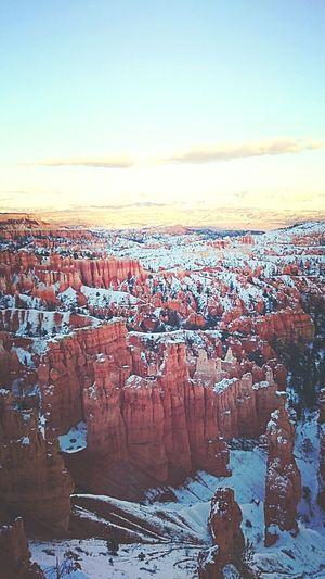 Bryce canyonU.S. Trip Photo Great Views Nature