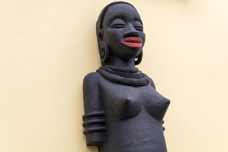 EyeEm Best Shots Eye4photography  EyeEm EyeEm Best Pics Close-up Africa African Art Human Representation Art And Craft Representation Sculpture Statue Creativity Female Likeness