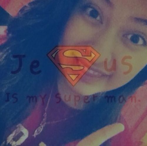 Jesus Is My Superman!