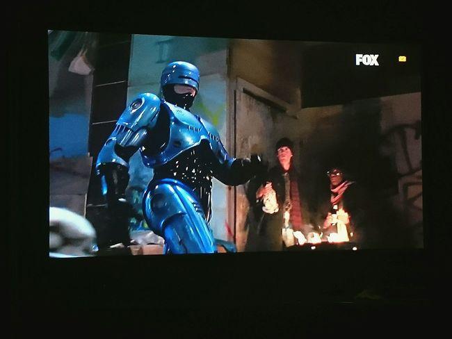 Robcop Fox OldButGold Tv Filmphotography