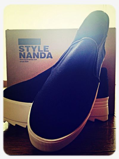 new shoes♡