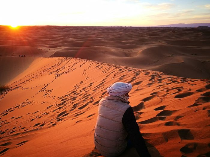 Desert One Person Nature Beauty In Nature Adventure EyeEmNewHere