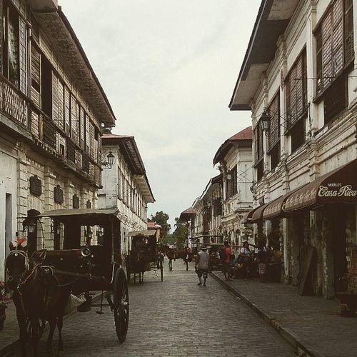 Calle Crisologo. 🐎 Day7 IntayonAgbyahe LakwartsangPampamilya