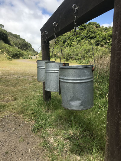 Buckets Day Environmental Conservation Fire Prevention Grass No People OlD Coach Road