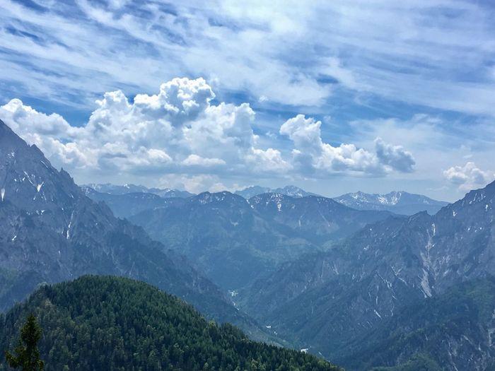 Weather Mountain Range Gesäuse Landscape No People EyeEmNewHere