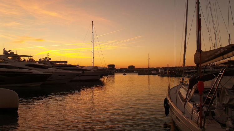 Saturday Evening Enjoying The Sunset Relaxing Enjoy