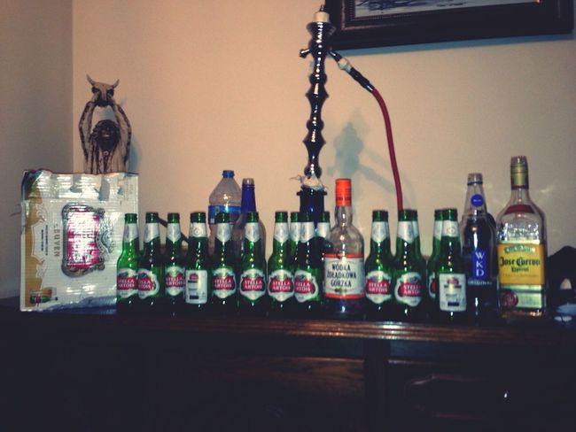 Necessity Shisha Alcohol #HighLife Drunk