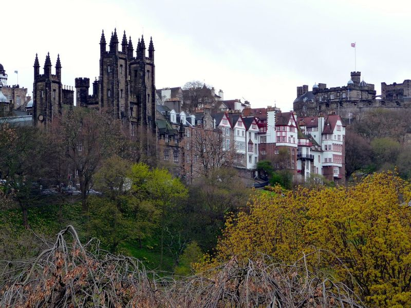Architecture Building Exterior Built Structure Castle City Culture Edinburgh Edinburgh Castle EdinburghCastle Famous Place History Residential District SC Schottland Town