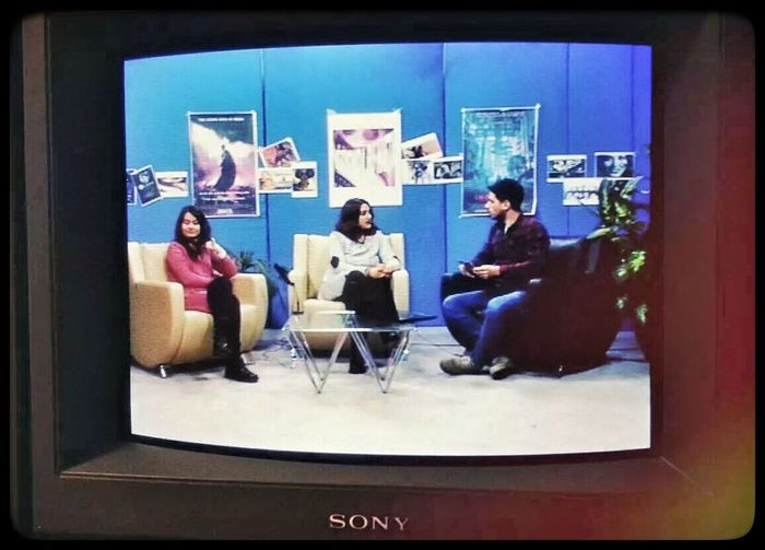Television Camera Speaker Talkshow
