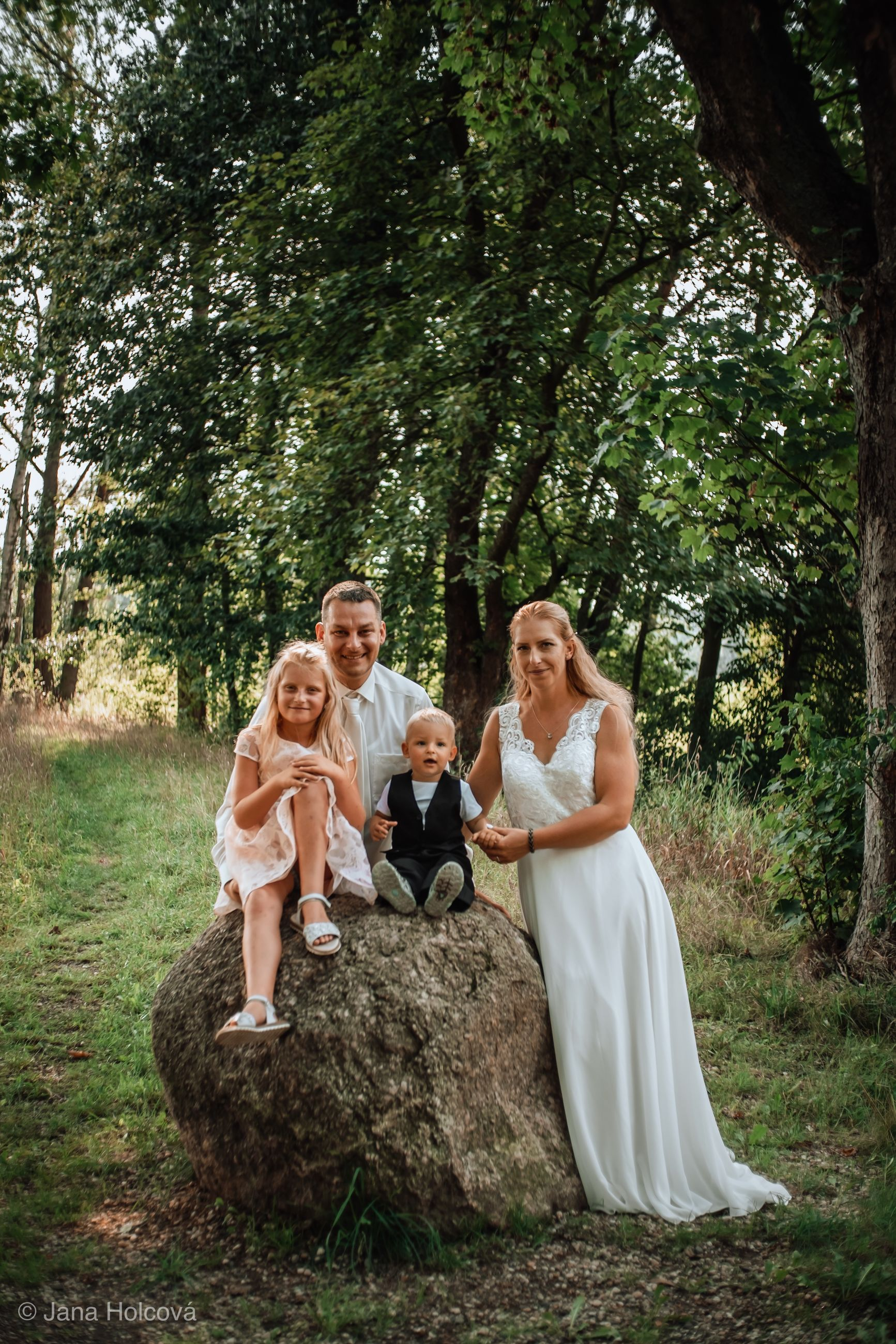 tree, women, adult, men, plant, full length, emotion, newlywed, wedding, happiness, celebration, couple - relationship, bride, smiling, togetherness, females, day, real people, group of people, positive emotion, outdoors