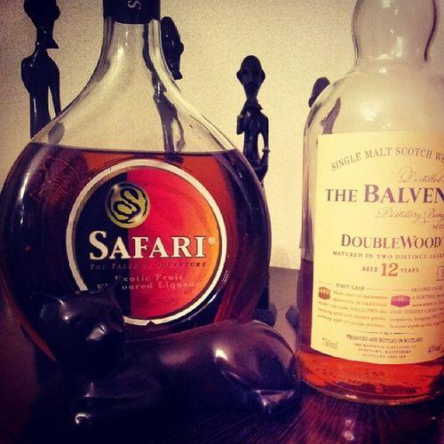 Safari Thebalvenie Balvenie Letsparty partyhard partyanimals o kedi buraya gelicek :)