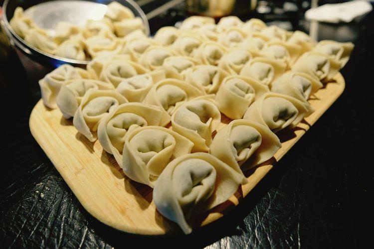 Asian Culture Asian Food Wonton My Yummy Cooking Asianstyle Dumplings Homemade Wontons ...yummy Wontons