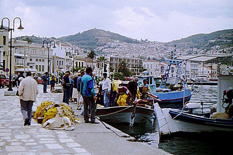 WonderfulJourney Greece-Samos Streetphotography Fisherman