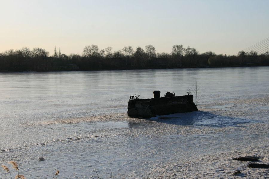 Moscow River Snowcase March The Week Of Eyeem Broken Jetty Sun ☀