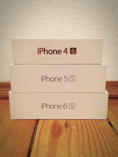Meet the IPhone familiy