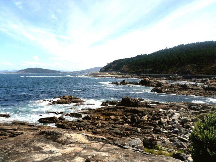 Aupair Aupairlife Travelling Nature SPAIN Galicia Atlantic Ocean Summertime Summer Views Memories Take Me Back