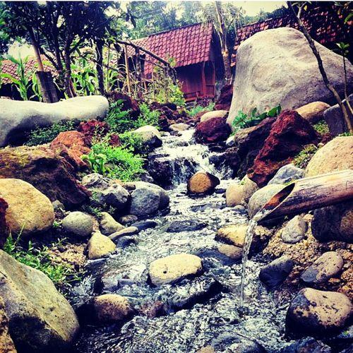 Lembang Lembangfloatingmarket Bandungbarat INDONESIA River