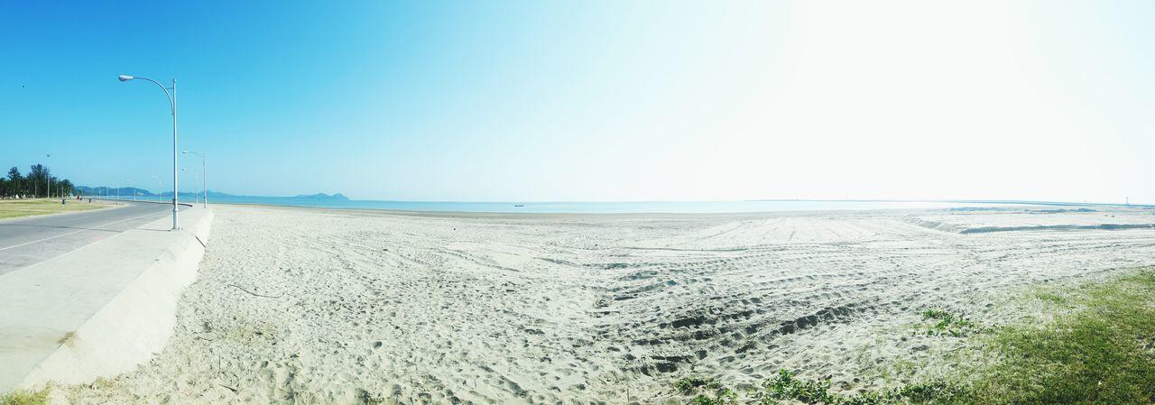 ทะเล Water Sand