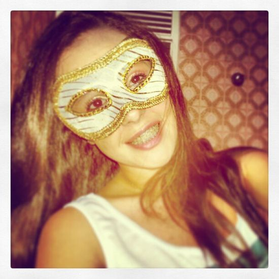 Mask Carnaval Bloco