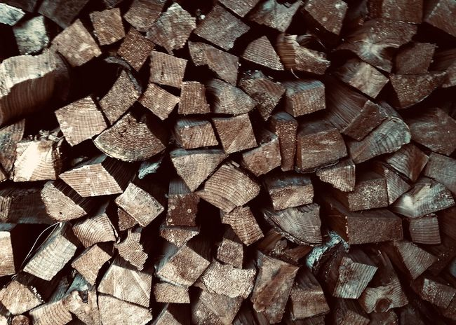 A pile of chopped firewood stalked for winter. Pile Full Frame Large Group Of Objects Backgrounds Stack Abundance Firewood Log Wood Timber Wood - Material Heap Lumber Industry Woodpile Close-up Forest Brick Chopped Outdoors Tree Deforestation Pattern Textured  Winter Chopped