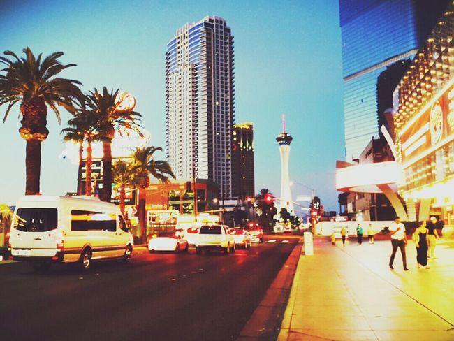 evening vegas 😍 Summer Summer Trip Casino Vegas  Hotel Trip