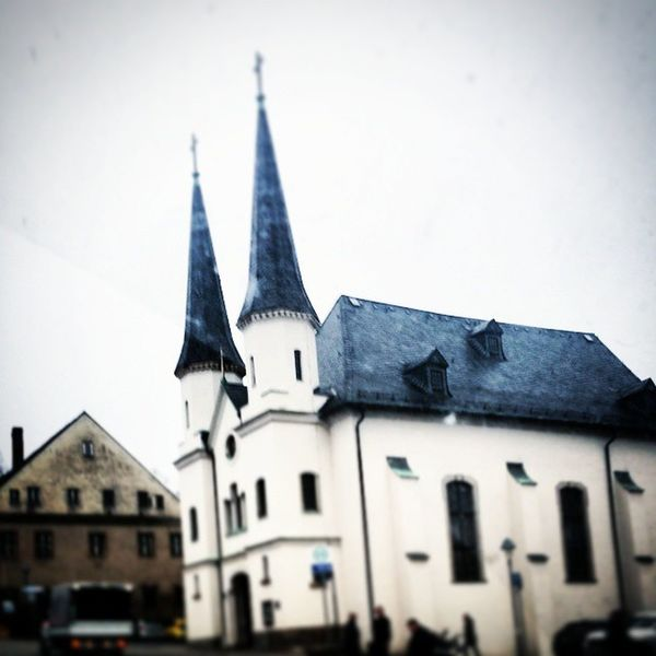 Church Schneeberg