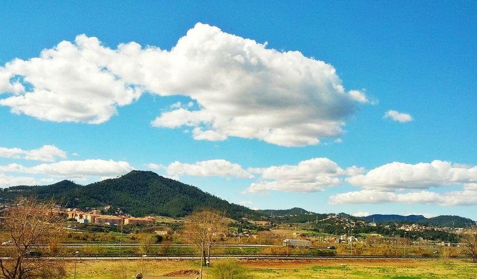 Clouds Nubes Núvols Bluesky Cielo Azul Cel Blau