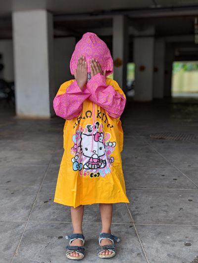 Rain Coat Hide
